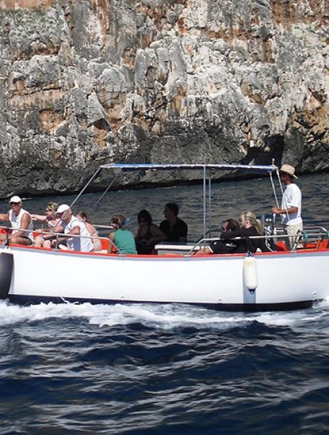 Escursione esclusiva con skipper max 12
